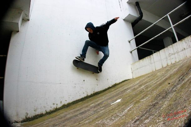 conor close wallride