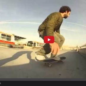 Mark Gonzales real to reel original edit