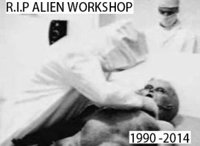The Alien WorkshopAutopsy