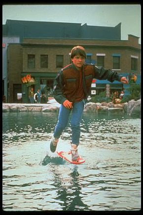 The future called: our Hoverboards areready.