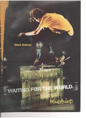 Lost Art Kings: MarkBaines
