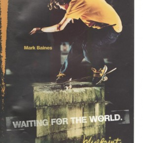 Lost Art Kings: Mark Baines