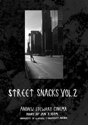 The Simie Simpson interview/Street Snacks Vol.2